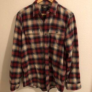 Ralph Lauren (RRL) button-down flannel